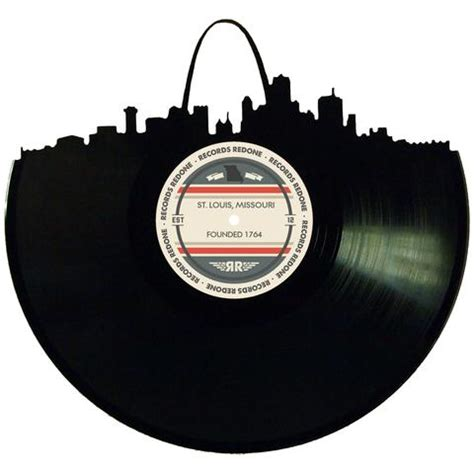 St Louis Records Vinyl Record Skyline Records Redone