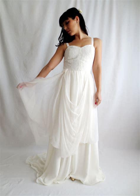 8 Alternative Wedding Dresses by Wedding Dress Boho Wedding Dress Bohemian Dress Hippie