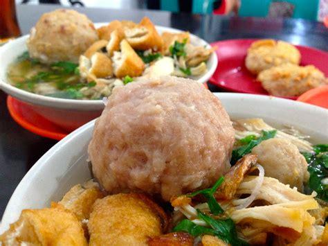 Boleh Ga Hamil Muda Makan Bakso Bakso Ayam Cianjur Medan Surga Kuliner