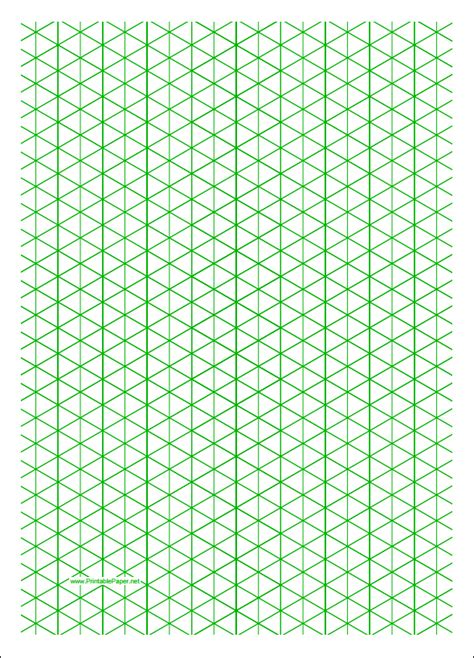 free isometric paper 10 best photos of printable isometric graph paper
