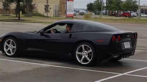 what is a c6 corvette black c6 corvette
