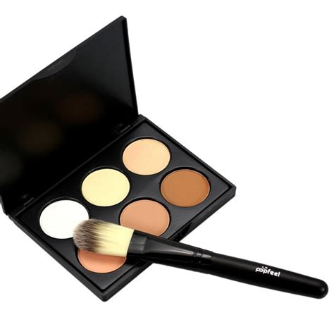 Studio Color Duo Compact Foundation Beige pro makeup compact powder contour make up studio fix bronzer shading mineral pressed powder
