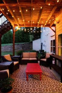 17 best ideas about outdoor patio lighting on pinterest