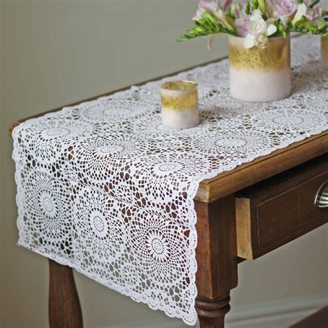 pink table runner blush pink table runner lace
