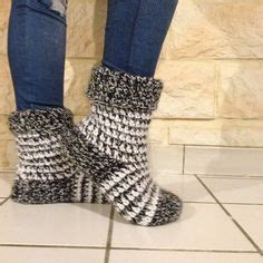 banding pattern en francais 513 best images about crochet pattern slippers on