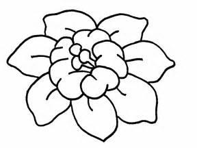 dibujos flores pintar imprimir az dibujos colorear