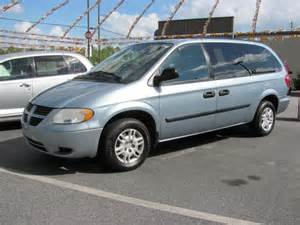 2005 Dodge Minivan 2005 Dodge Grand Caravan Overview Cargurus