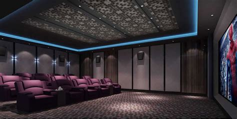 wall soundproofing home theater   family soundtreating