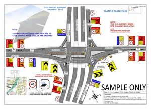 Site Traffic Management Plan Template by Complete Traffic Management Plans Construction Services