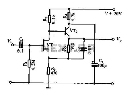 high input impedance capacitor coupled voltage follower gt rf gt lifiers gt fet high input impedance wideband lifiers l60523 next gr