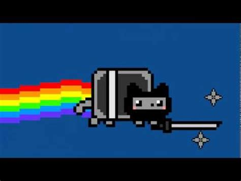 nyan cat ninja youtube