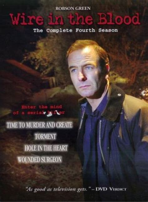 season of blood a mystery a crispin guest noir mystery books wire in the blood season 4 2006 on collectorz