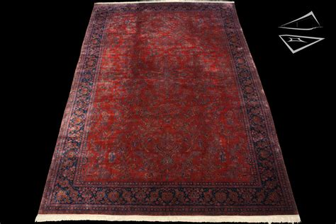 rugs manchester antique manchester kashan rug 13 x20