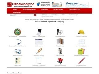 Office Supplies Inc Office Supply Inc 1 5 By 10 Consumers