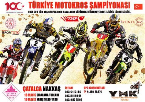 ucan motosikletler catalcada tuerkiye motosiklet federasyonu