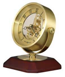 Desk Clock Howard Miller Solomon Desk Clock 645674