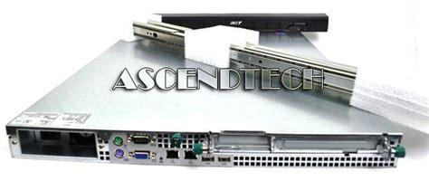 Pc Server Acer Altos Server T110f3 p4 512mb ram 80gb hd 1u acer altos r310 50007 rackmount