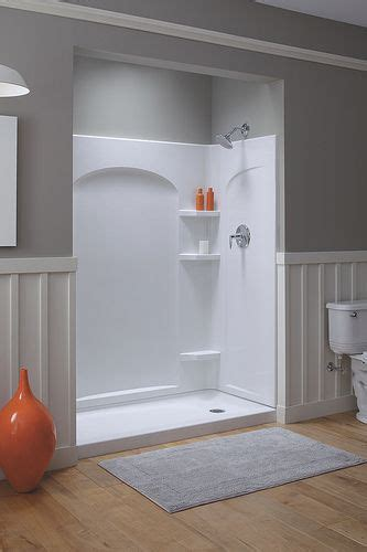 fiberglass bathroom walls 25 best ideas about acrylic shower walls on pinterest