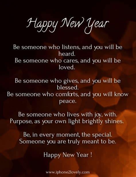 30 romantic new year 2018 love poems for him boyfriend