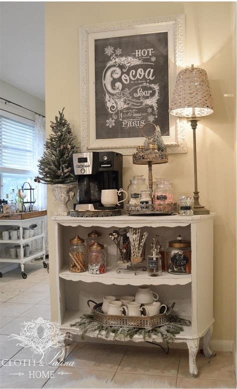 7 cute diy coffee bars holly jo s coffee