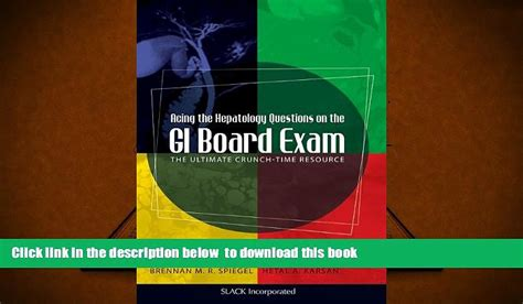 Pdf Acing Hepatology Questions Board by Product Spotlight