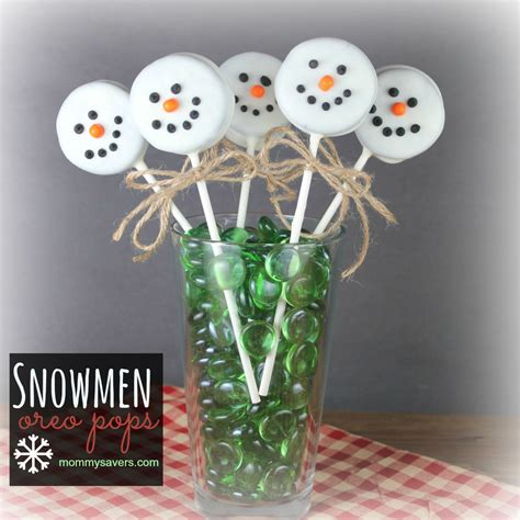 25 snowman crafts and food ideas