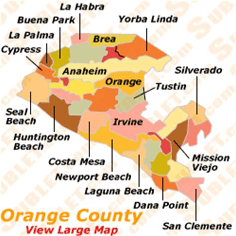Orange County furnished apartments, sublets, short term