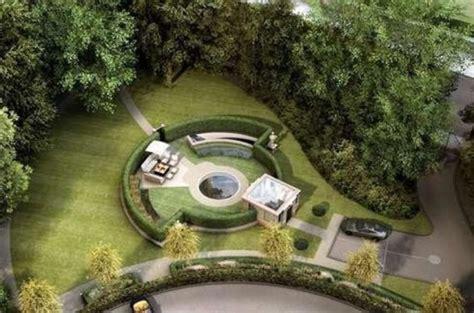wohnung unter der erde moderne villa unter der erde mit einer spektakul 228 ren