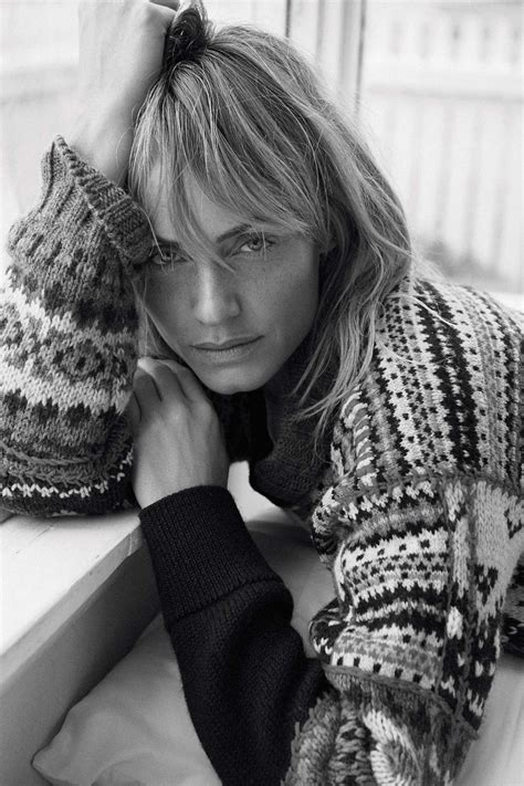 Vogue UK May 2017 Amber Valletta by Lachlan Bailey
