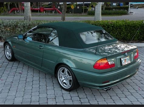 bmw 330ci 2001 convertible 2001 bmw 330ci convertible fort myers florida for sale in