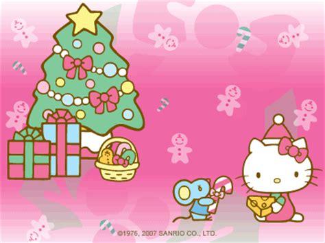 imagenes hello kitty feliz navidad im 225 genes de hello kitty en navidad