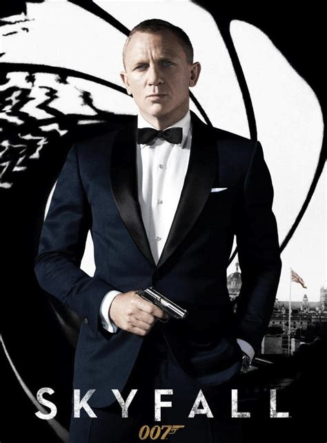 Bond Skyfall Wardrobe by Walther Ppk S Bamf Style