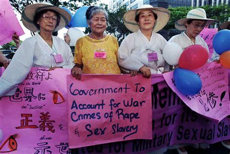 true stories korean comfort women the harrowing story of filipina women enslaved in japan s