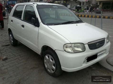 Suzuki Alto Used For Sale Used Suzuki Alto Vxr Cng 2005 Car For Sale In Lahore