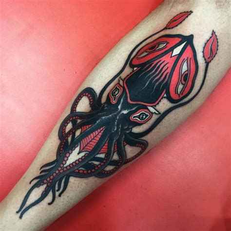 squid ink tattoo best 25 squid ideas on definition of