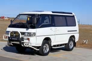 Mitsubishi Delica For Sale Usa 1990 Mitsubishi Deliica Starwagon Exceed With
