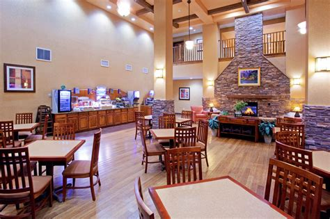 holiday inn express hotel suites st george north zion