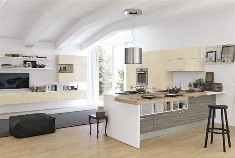 come arredare un open space arredare un open space scopri come coordinare cucina e