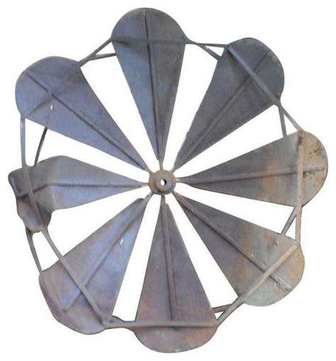 windmill fan 19th century large agrarian windmill fan blade