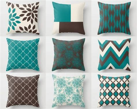 Throw Pillows For A Brown by 25 Best Ideas About Chocolate Brown On