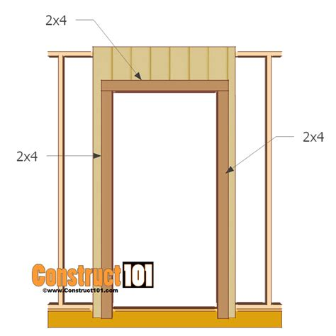 shed door plans shed door plans step by step construct101