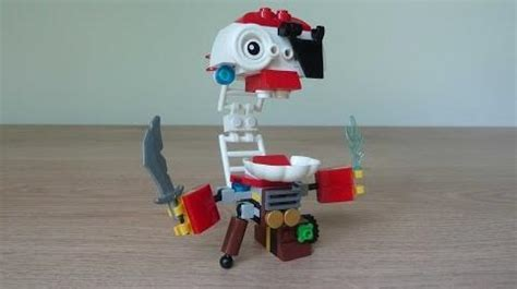 Lego Mixels Series 8 Medix Tribe Mixel Seri Sergio Skrubz Tuth 3 Pcs lego mixels series 8 hydro skulzy mix or murp