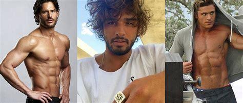imagenes fuertes sexi los chicos bronceados m 225 s guapos estarguapas