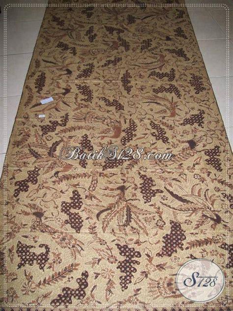 Kemeja Hem Batik Merak by Bahan Batik Tulis Premium Kain Batik Untuk Kemeja Hem