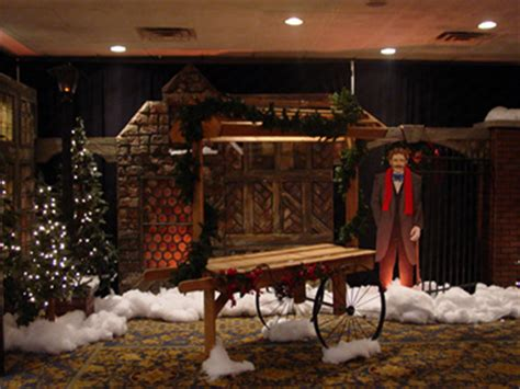 themes in christmas carol holiday and winter theme event rentals display group