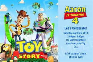 toy story invitation printable toy story by
