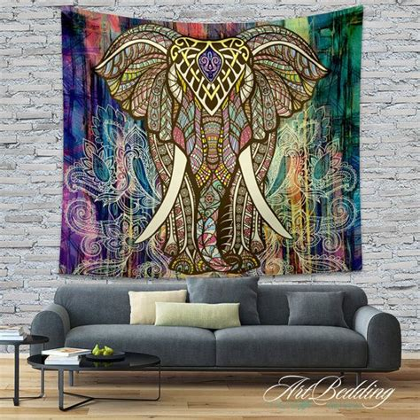 Home Decor Tapestry by Top 25 Best Elephant Tapestry Ideas On Pinterest
