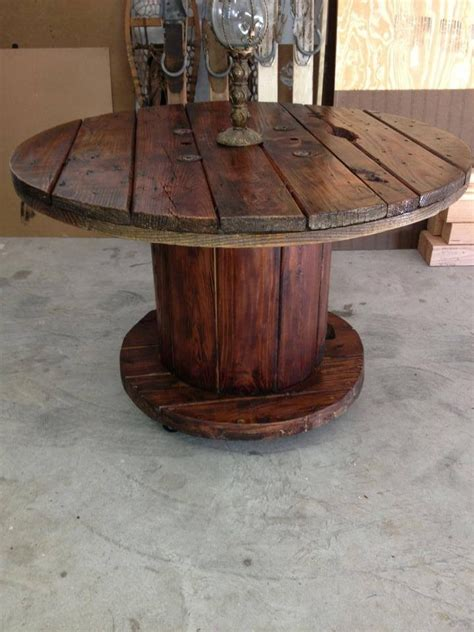 1000 ideas about cable reel table on cable