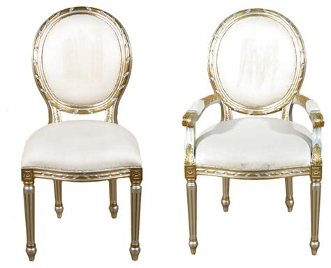 Gold Dining Chairs White And Gold Dining Chairs Winda 7 Furniture