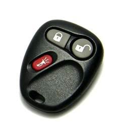 Cadillac Keyless Remote 2004 2006 Cadillac Srx 3 Button Keyless Entry Remote Fob